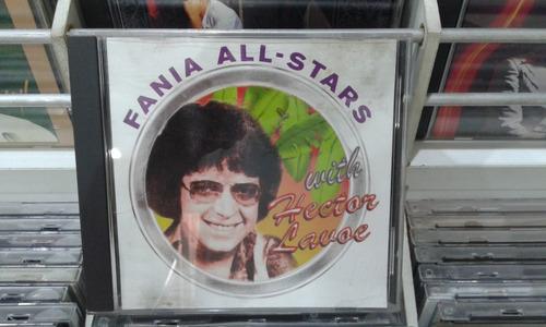 fania all stars cd hector lavoe salsa clasica