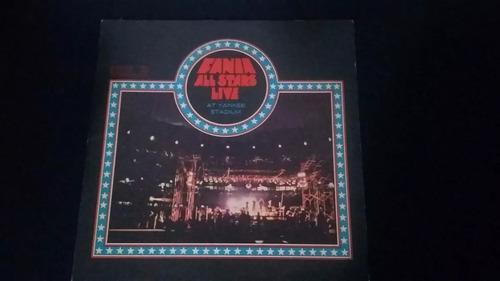 fania all stars live at yankee stadium lp vinilo salsa