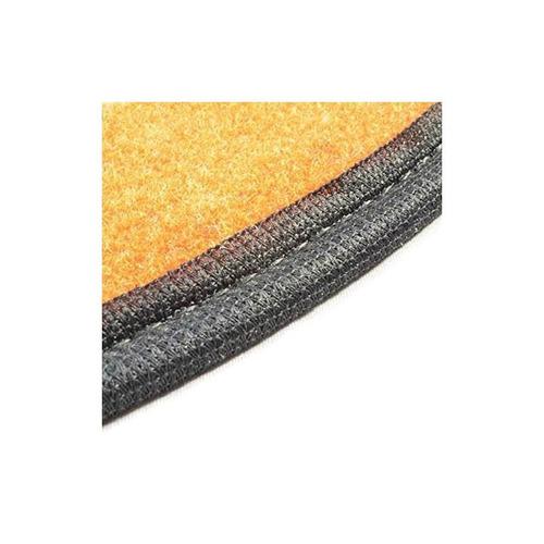 fanmats 18603 clemson university roundel mat