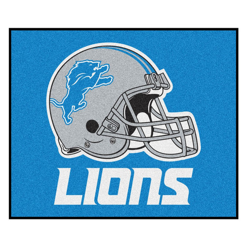 fanmats detroit leones tailgater manta 60 -inch-inch 72 -inc