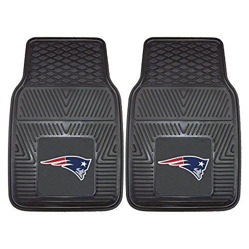 fanmats nfl new england patriots vinilo heavy duty car mat