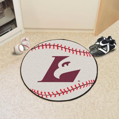 fanmats universidad de wisconsin-la crosse béisbol estera