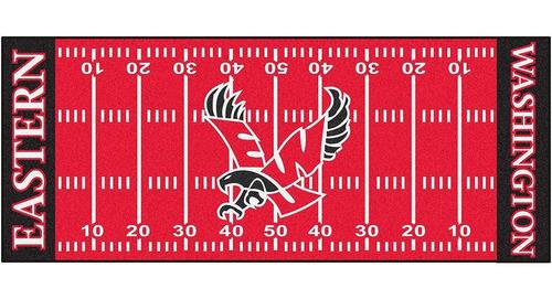 Fanmats Eastern Washington University Runner 30 x 72
