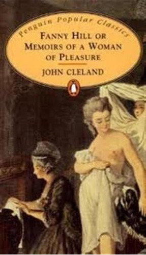 fanny hill or memoirs of a woman of pleausre - penguin