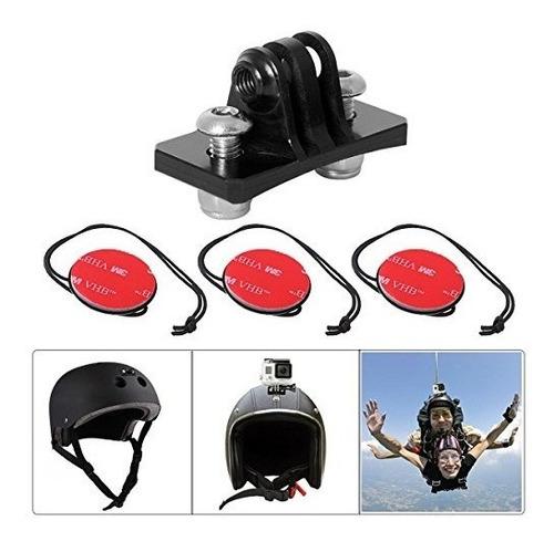 fantaseal camara de accion casco de aluminio casco de paraca