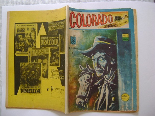 fantasia apresenta (almanaque colorado) no.3  ed outubro
