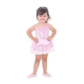 c2e2a1c99f Fantasia Bailarina Austriaca Luxo Meninas no Mercado Livre Brasil