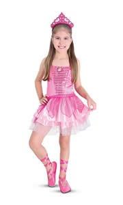fantasia barbie infantil sapatilhas mágicas standard sulamer