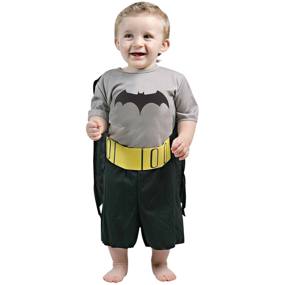 c820baad2 fantasia batman baby tamanho m sulamericana 10174. Carregando zoom.