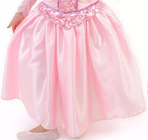 fantasia bela adormecida princesa aurora frete gratis