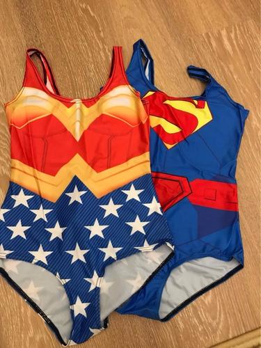 fantasia body alça super herois carnaval super homem batman