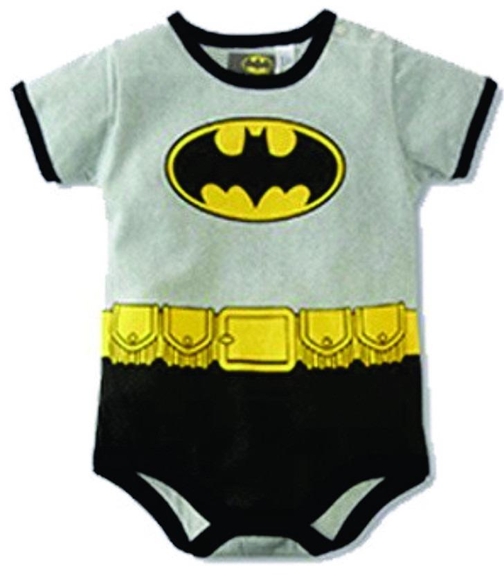 Fantasia Body Bebe Desenho Animado Batman R 39 99 Em Mercado Livre