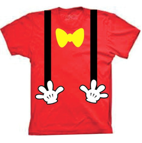 13c8ebd0078acd Fantasia Camisetastal Mae Tal Filho(a) Mickey Ou Minnie