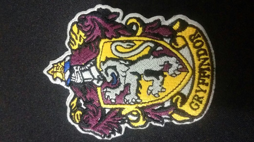 fantasia capa harry potter grifinolia + gravata