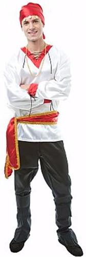 fantasia cigano espanhol luxo adulto masculino
