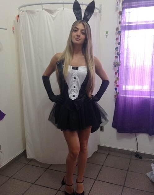 Fantasia Coelha Adulto Feminina Coelhinha Sexy P A Gg R 17900 Em