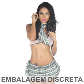 4f66991f4 Fantasias Colegial Xadrez no Mercado Livre Brasil