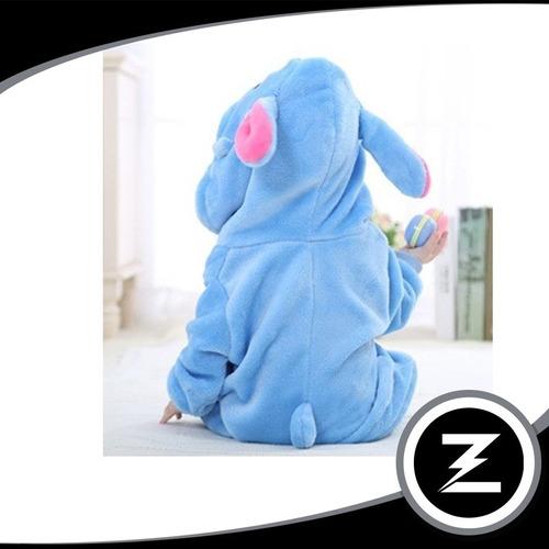 fantasia cosplay stitch fa004 pijama macacão infantil