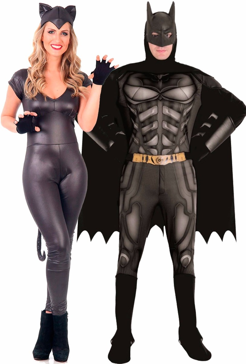 Fantasia do batman e mulher gato [PUNIQRANDLINE-(au-dating-names.txt) 68