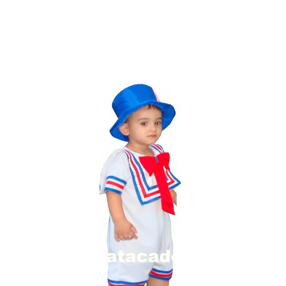 fantasia de palhaço patati bebê c  chapéu envio em 24 horas. Carregando  zoom. 0f753d8bf2b