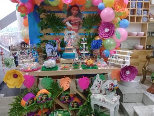 fantasía, decoración mesas