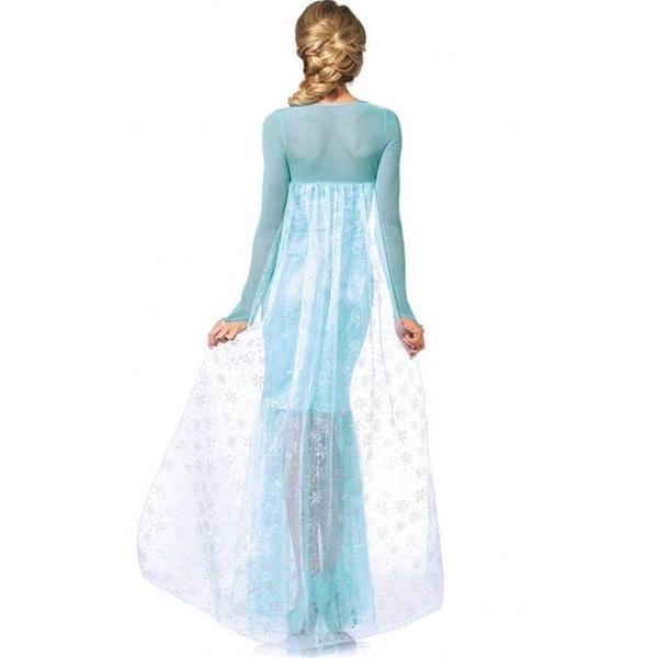 85e8e459ab5b80 Fantasia Elsa Frozen Adulta Feminina Princesa Leg Avenue
