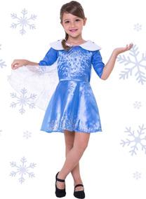 92eaceea82 Fantasia Elsa Frozen Aventura Congelante Olaf Disney