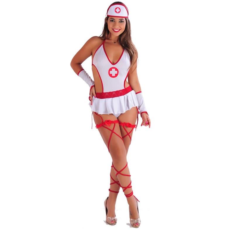 ca8de8499 fantasia erótica médica enfermeira body sensual feminino. Carregando zoom.