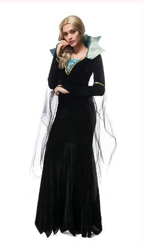fantasia feminina  malévola halloween