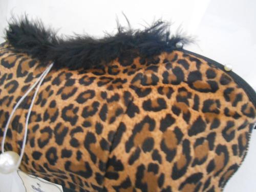 fantasia feminina pedrita customizada pérolas ajustável