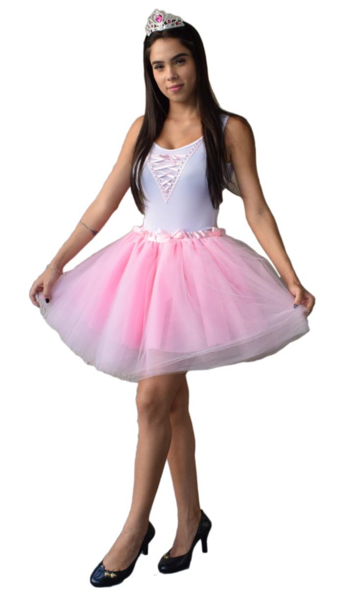 9f507d4242 fantasia festa boneca bailarina lol adulto saia tutu e body. Carregando  zoom.
