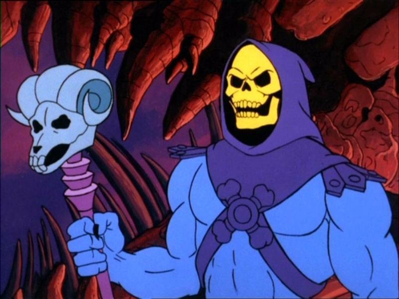 Fantasia Halloween, Esqueleto Do He-man - R$ 890,00 em Mercado Livre
