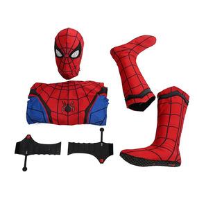 af044e2dadaa9b Fantasia Homem Aranha Adulto - Spider Man Homecoming Cosplay