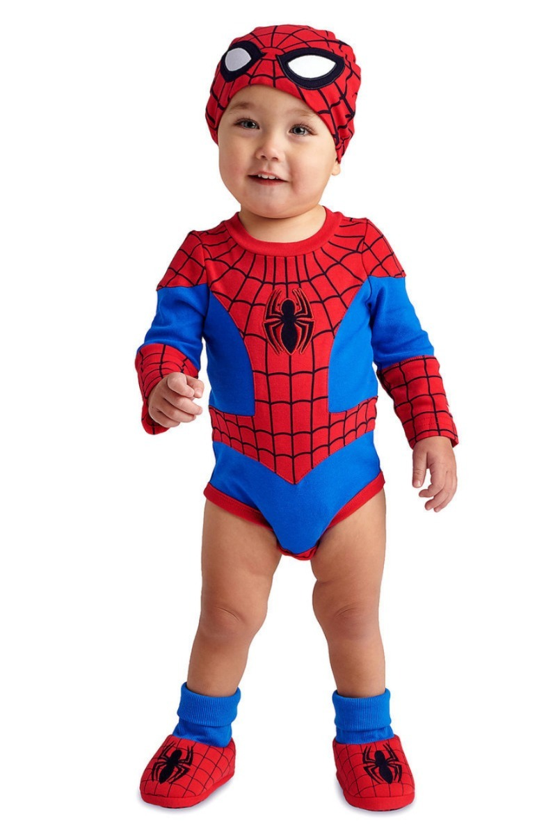 fantasia homem aranha disney p bebe - original eua. Carregando zoom. 25675d814e6