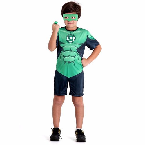fantasia infant lanterna verde pop p sulamericana bonellihq