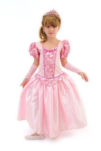fantasia infantil bela adormecida princesa aurora luxo