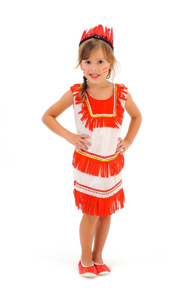 fantasia infantil india menina top linda - promoção!!! Carregando zoom. 748eeb845bf