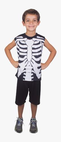 fantasia infantil tam. g esqueleto pop 2385 brink model