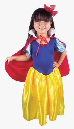 fantasia infantil tam. g princesa das neves 1805 brink model