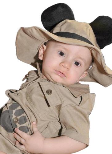 fantasia mickey safari infantil