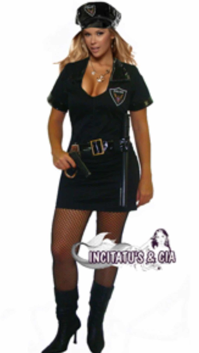 9c43bbef4 fantasia policial feminina. Carregando zoom.