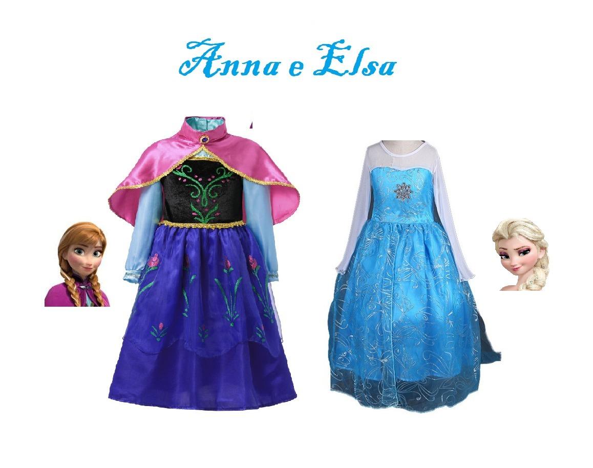 e78ebdd8c6 Fantasia princesa anna frozen vestido ana e elsa carregando zoom jpg  1158x914 Princesa anna frozen