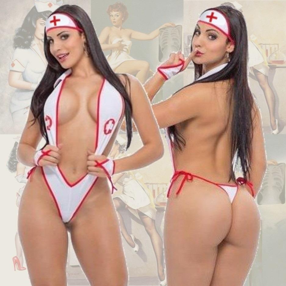 4557508fd fantasia sexy kit body enfermeira medica sensual fetiche. Carregando zoom.