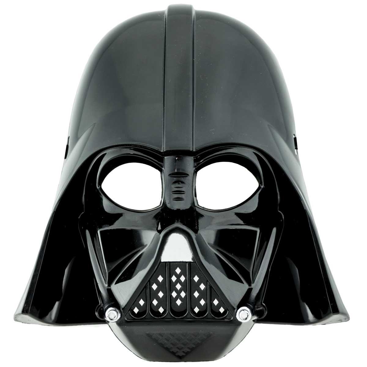 Fantasia Star Wars Kit C Capa E Mascara Darth Vader Original R