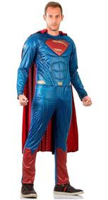 d15c872003a470 Fantasia Superhomem Adulto Original Filme Batman Vs Superman