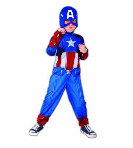 fantasia vingadores capitão américa - thor - homem de ferro