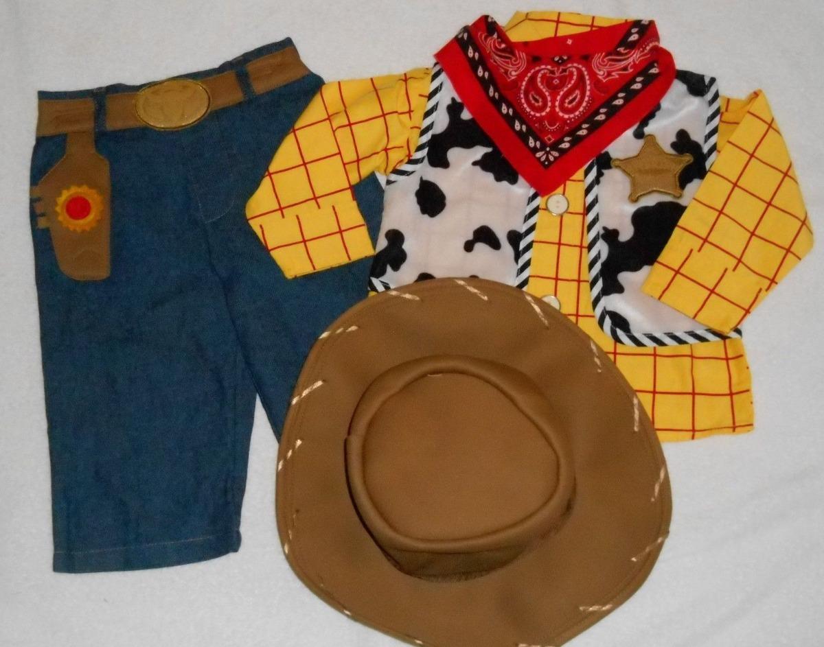 fantasia xerife woody c chapeu original loja disney. Carregando zoom. e914a229dc7