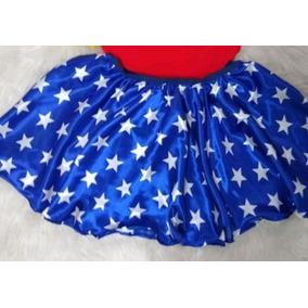 b6dbda746 Fantasia Infantil Mulher Maravilha Carnaval - Fantasias para ...
