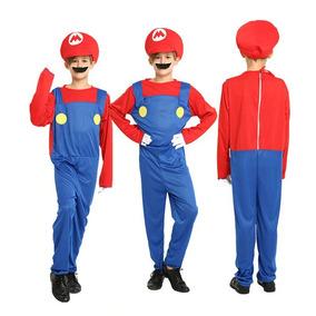 4c10db7011850 Chapeu Mario Bros Infantil - Brinquedos e Hobbies no Mercado Livre ...