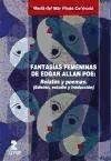 fantasías femeninas de edgar allan poe(libro crítica literar